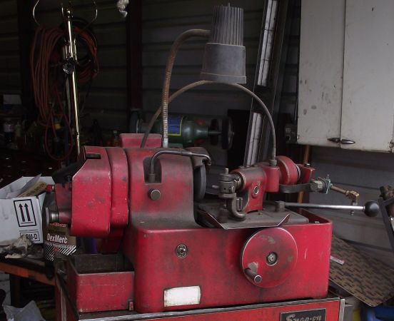 K.O. Lee Valve Grinder Cylinder Head Engine Machining - $700 (Mesa, AZ)