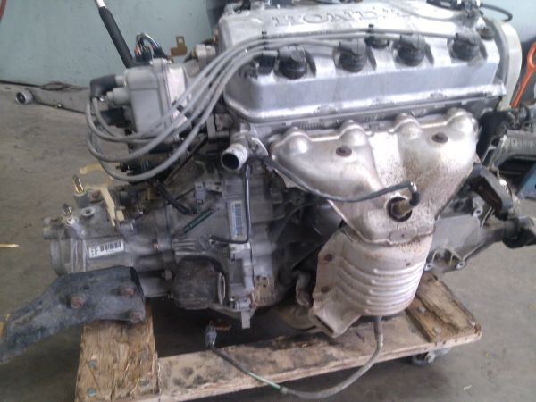 96-00 Honda civic d16y7 full engine swap - $1000 (Glendale )