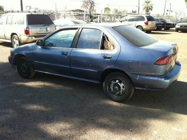 1998 NISSAN SENTRA PARTING OUT - $1 (phx)