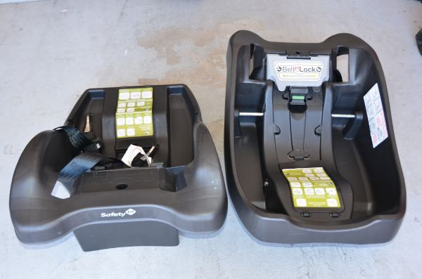 StrollerCar Seat2 car seat bases (travel system) - $165 (PriestRay in Tempe)