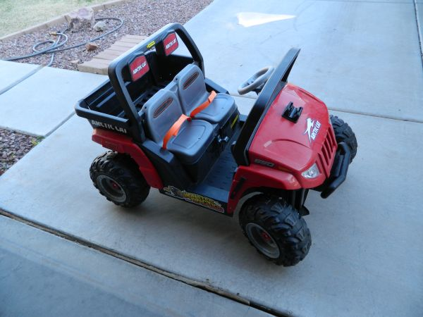 Power Wheels Artic Cat 650 - $120 (Gilbert)