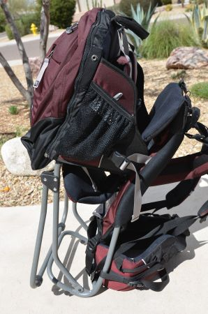 Hiking Backpack Child Carrier - $80 (Goodyear, AZ)