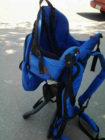 Evenflo Trailblazer backpack baby carrier - $25 (44th St Indian School Rd)