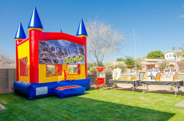 Bounce House Brinca Brinca Rentals - $100 (West Valley)