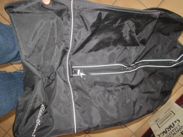 Baby Car Seat Cover Travel Bag Plane Eddie Bauer - $10 (Glendale, 51 AvePeoria Ave)