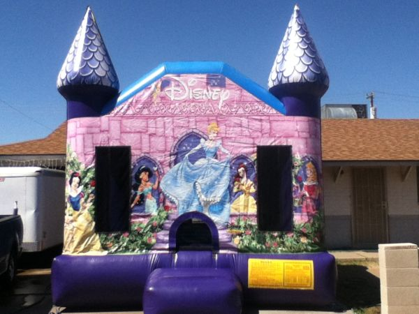 Bouncer-Jumper-Brinca brinca-water slide - $55 (Phoenix)