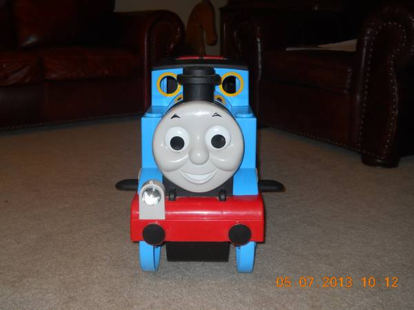 Peg Perego Ride-on Thomas Train - $300 (Gilbert)