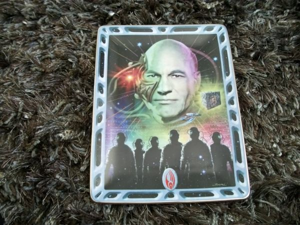 Star Trek Collectables - $10 (Gilbert Baseline)