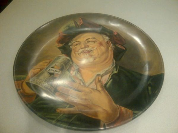 Old Falstaff Beer Tray - $25 (35th AveGlendale )
