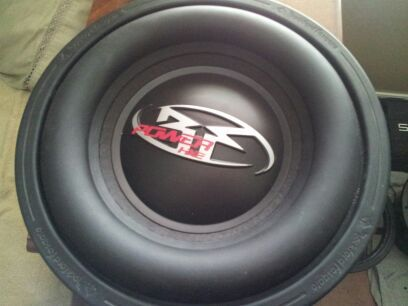 Rockford Fosgate Power HX2 12 Mint - $250 (83rd ave Lowerbuckeye)