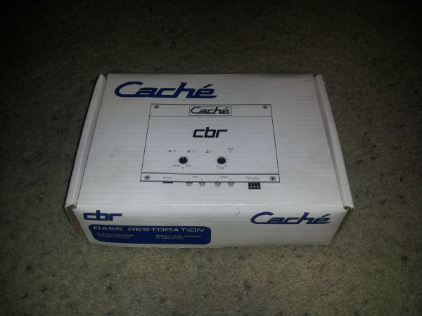 Cache CBR Bass Restorer Same As Audio Control Epicenter - $100 (Gilbert)