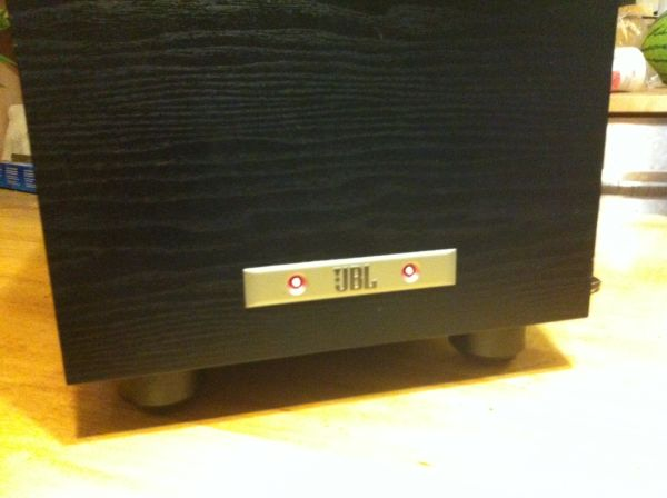 JBL Active Powered 10 Subwoofer System for Home Audio Theatre - $200 (Tempe)