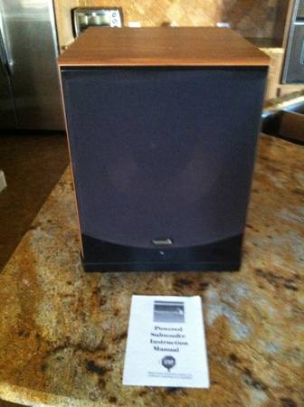 powered subwoofer premier acoustic pa-12sub (pair) - $350 (verrado)