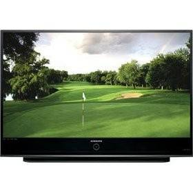 Samsung 61-Inch Slim LED Engine 1080p DLP HDTV MINT - $600 (tempe)