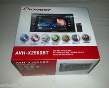 Pioneer AVH-X2500BT - Double Din Touchscreen Bluetooth APPMODE - New - $319 (Cooper and Guadalupe 480-704-3868)