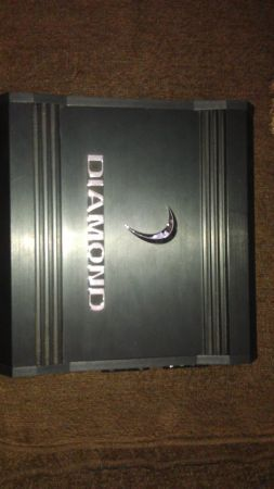 Diamond Audio D3 400.1 Amp - $75 (Mesa, Az)