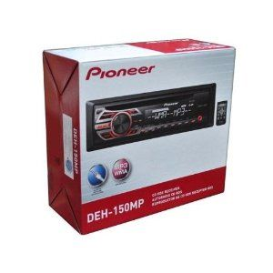 Pioneer DEH-150MP BRAND NEW with Aux-In - CAN INSTALL TODAY - $69 (Cooper and Guadalupe 480-704-3868)