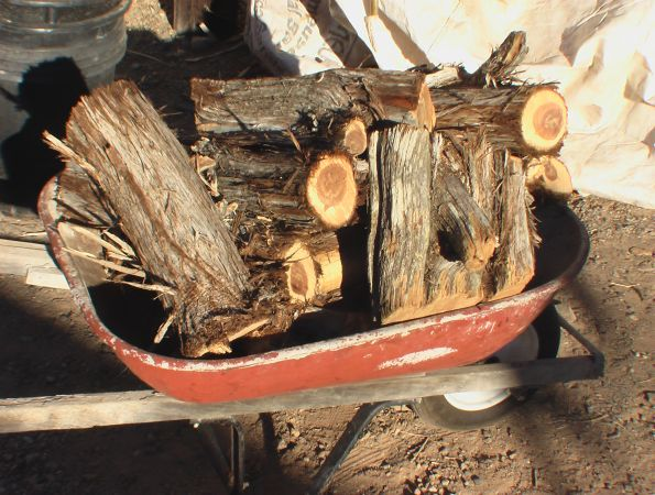 MESQUITEpecan FIRE WOOD FOR BBQCOOKING CAMPINREADY FOR OUTINGS - $25 (FOUNTAIN HILLS,PHOENIX,SCOTTSDALE,MESA)