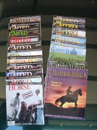 The Gaited Horse Magazine - $350 (Flagstaff)