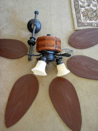 Hton Bay Ceiling Fan - $50 (Gilbert)
