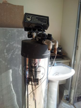 WATER SOFTNER HYDRO-QUAD COMMERCIAL WHOLE HOUSE WATER PROCESSOR - $700 (111TH AVE CAMELBACK RD.)