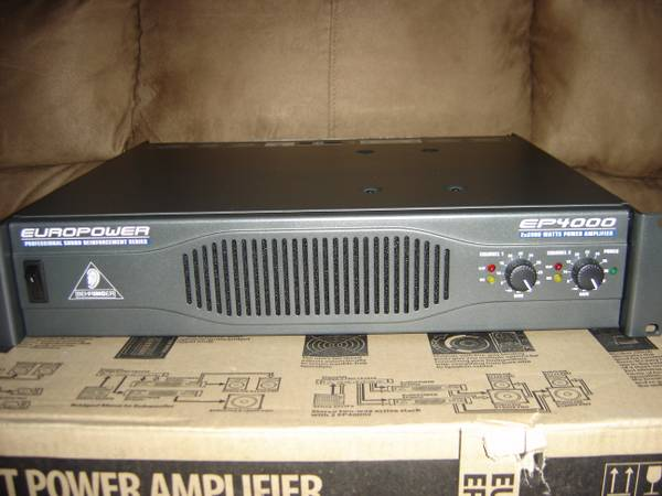 EP4000 Watts Power (Europower) - $340 (Mesa)