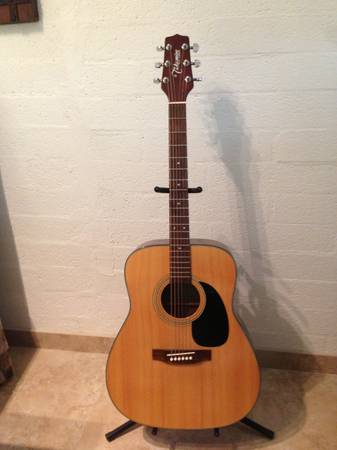 Takamine G240 Acoustic Electric Guitar - $150 (Scottsdale)