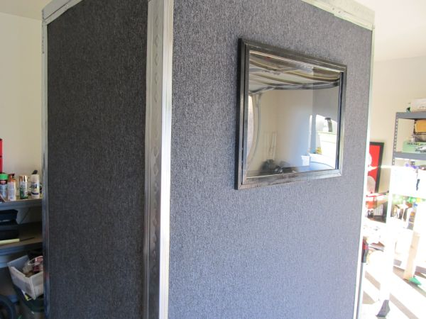 Custom-Built Sound Booth - $2250 (Glendale)