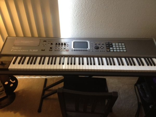 Keyboard Workstation Synth Digital Piano Korg Roland (Scottsdale)