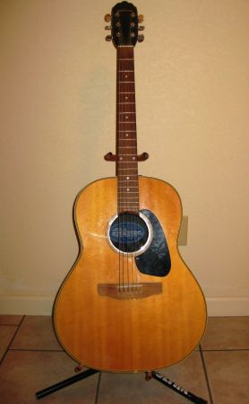 Applause Guitar - Model AA-31 - $75 (Tatum Thunderbird)