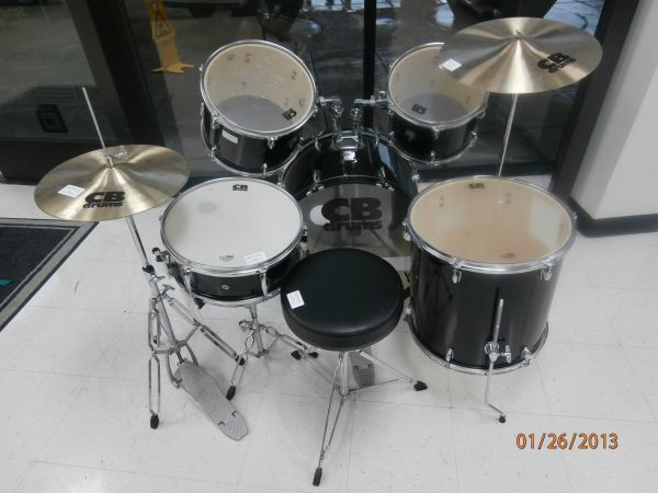 Drums Percussion SP Series by CB Drums - $225 (Tempe)