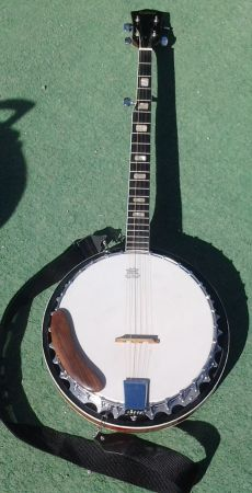 Banjo - Custom 5 String (Quartzsite)
