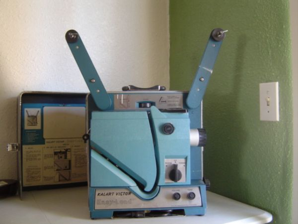 Kalart Victor Sound Projector 90-25 - $30 (Greenfield Southern)