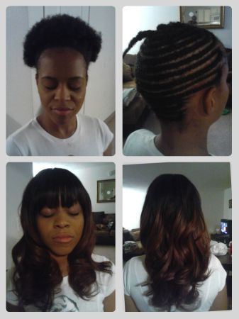 $50 SEW IN, $35 QUICK WEAVE, $20 BRAIDS, $80 BOXED BRAIDS MORE (PHOENIX)