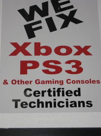XboxPS3 Repair -- FREE Warranty -- Open 10am (19th Ave Indian School)