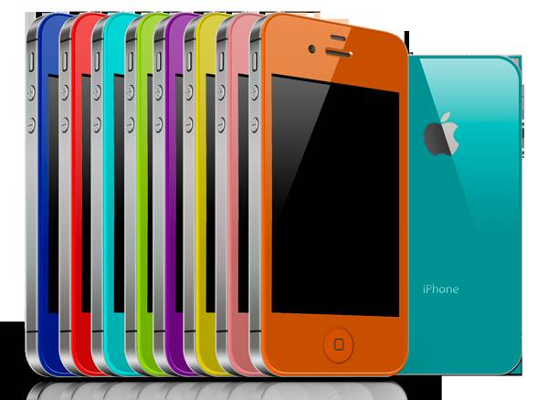 iPhone 44s Color Conversions only $80 out the door (Play N Trade - SW corner of Tatum Bell)
