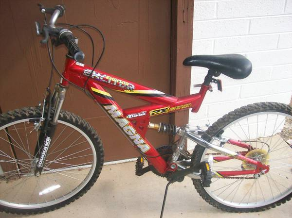 Magna 21 speed mountain bike - $20 (Prescott Valley)