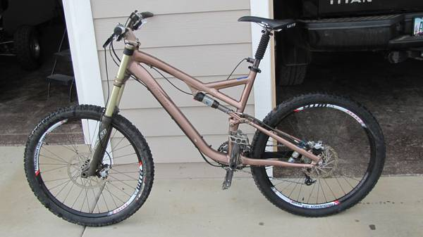 2010 Stumpjumper Pro Upgrades (Large) - $2000 (Dewey)