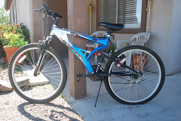 Hyper Aluminium Mountain Bike ($40 - OBO) - $40 (Chino Valley)