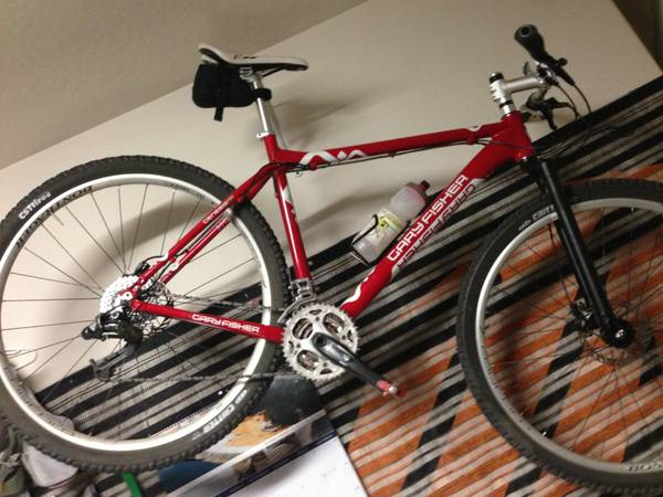 GARY FISHER X-Cal 29er - $450 (West Valley)