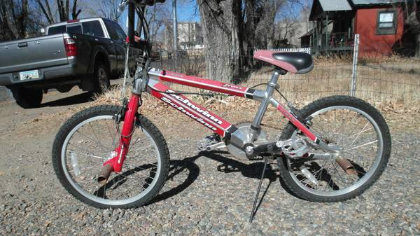 Schwinn Z-Force BMX Bike - $60 (Prescott)