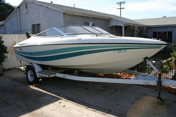 Baja Islander 180 Open Bow $6300 (Lake Havasu)