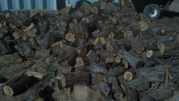 Firewood Fire Wood For Sale (JUNIPER) - $150 (Paulden, Az.)