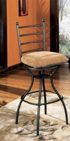 Bar Stools by Ashley (set of 3) - $180 (Chino Valley)