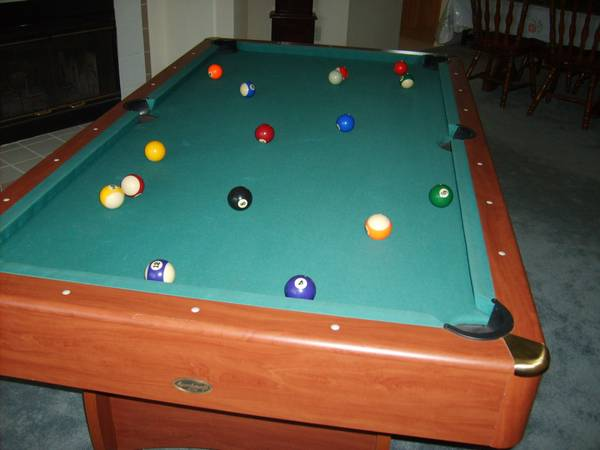 Sportcraft Pool Table - $135 (Prescott Valley)