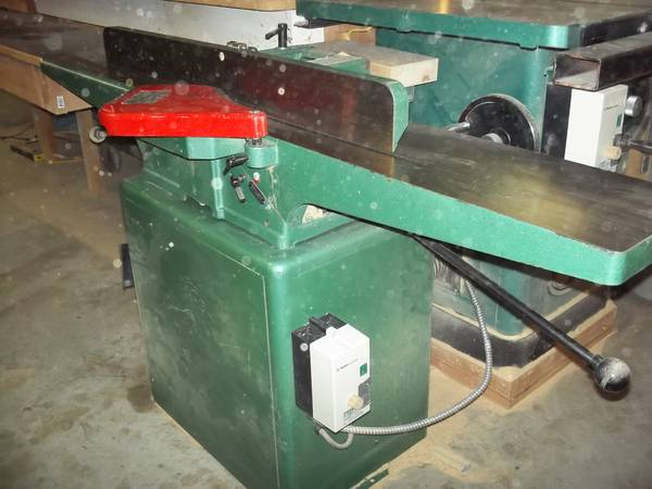 GRIZZLY 8 Jointer, 2HP - $350 (Dewey, AZ)