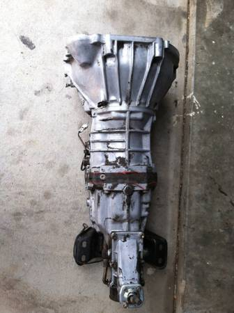 w58 transmission supra - $350 (prescott valley AZ)