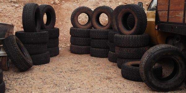 great used tires 16.5,17r, 20 - $200 (C Verde)