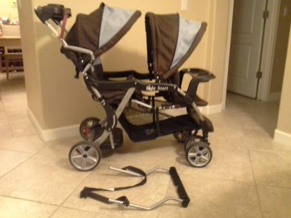 Sit Stand Plus Stroller - $80 (Pronghorn Ranch PV)