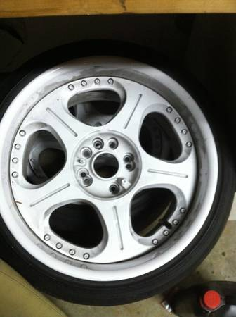 Veilside deep dish rims18 - $1400 (Prescott Valley )